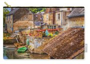 Village At The River Carry-all Pouch