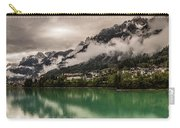 Village By The Lake Carry-all Pouch