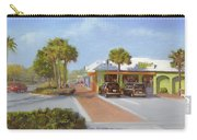 Village Cafe, Siesta Key Carry-all Pouch