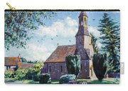 Village Church  Carry-all Pouch
