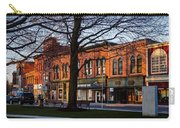 Village Facades Carry-all Pouch