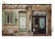 French Village Doors Carry-all Pouch