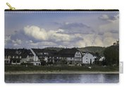 Village Of Spay And Marksburg Castle Carry-all Pouch