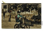 Village Rides Carry-all Pouch