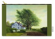 Village Road Orient  16x20 Carry-all Pouch