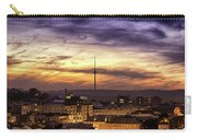 Vilnius Tv Tower Carry-all Pouch