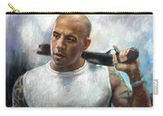 Vin Diesel Carry-all Pouch by Ylli Haruni
