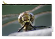 Vince The Dragonfly Carry-all Pouch
