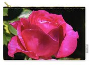 Vincent Red Rose Carry-all Pouch