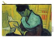 Vincent Van Gogh  A Novel Reader Carry-all Pouch