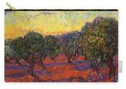 Vincent Van Gogh Carry-all Pouch