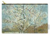 Vincent Van Gogh, The Pink Peach Tree Carry-all Pouch