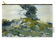 Vincent Van Gogh, The Rocks Carry-all Pouch