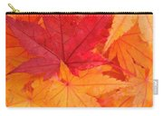 Vine Maple Mosaic Carry-all Pouch