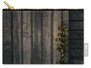 Vine On Wood Carry-all Pouch