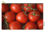 Vine Ripe Tomatoes Fine Art Food Photography Carry-all Pouch