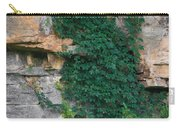 Vines On The Rocks Carry-all Pouch