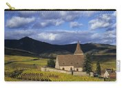 Vineyard In Alsace, France Carry-all Pouch