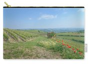Vineyard In Italy Carry-all Pouch
