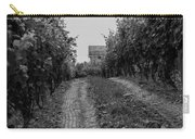 vineyard of old BW Carry-all Pouch