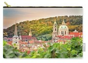 Vineyard Of Prague Carry-all Pouch