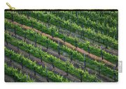 Vineyard Rows - Slovenia Carry-all Pouch