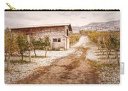 Vineyard Store House Carry-all Pouch