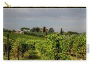 Vineyard View Carry-all Pouch
