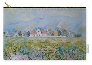 Vineyards At Excelsior In Summer Carry-all Pouch