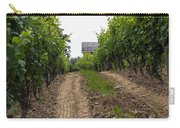 Vineyards Of Old Color Carry-all Pouch