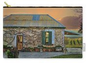 Vino Cottage Carry-all Pouch