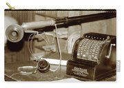 Vintage Adding Machine Carry-all Pouch