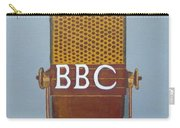 Vintage Bbc Mic Carry-all Pouch