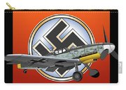 Vintage Bf 109 Carry-all Pouch
