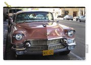 Vintage Cadillac. Luxury From The Past Carry-all Pouch