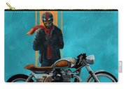 Vintage Cafe Racer  Carry-all Pouch
