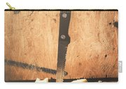 Vintage Cheese Crumble Carry-all Pouch