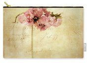 Vintage Cherry Carry-all Pouch