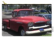 Vintage Chevrolet Apache 32 Pickup Carry-all Pouch