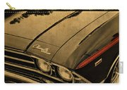 Vintage Chevrolet Chevelle Hood Carry-all Pouch