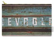 Vintage Chevrolet Tailgate Carry-all Pouch
