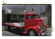 Vintage Chevrolet Truck Carry-all Pouch