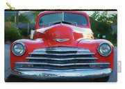 Vintage Chevy Pickup Truck Carry-all Pouch
