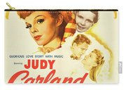 Vintage Classic Movie Posters, Meet Me In St. Louis Carry-all Pouch