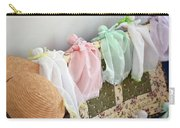 Vintage Cloth Dolls Carry-all Pouch