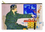 Vintage Clothing Advertisement 1910 Carry-all Pouch