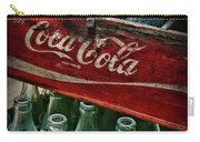 Vintage Coca Cola 1 Carry-all Pouch