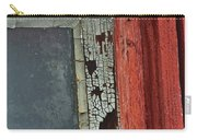 Vintage Crackle Carry-all Pouch