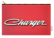 Vintage Dodge Charger Logo Carry-all Pouch