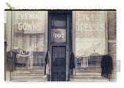 Vintage Dress Shop Carry-all Pouch
